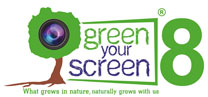 Green your Screen